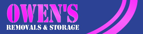 Logo - Owen's Removals